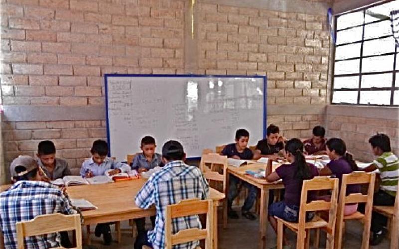 7. Centro Educacional por dentro 4