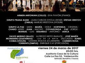 Divérsitas ofrece un concierto solidario con Siria