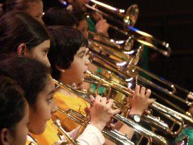 «Las mil y una notas» de la orquesta DaLaNota