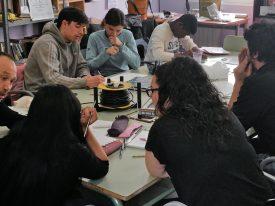 La Fundación Tú Creas apoya al Colectivo Tetuán Ventilla en Madrid