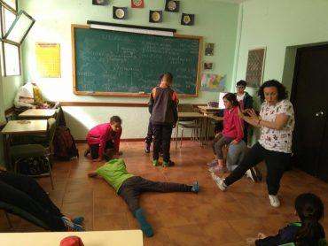 Arranca el taller de Teatro en San Cristobal