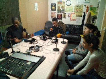 El Colectivo Tetuán Ventilla en Radio Almenara