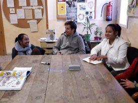 Aprende español con el Colectivo Tetuán-Ventilla