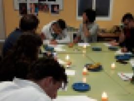 Arrancó el Taller de escritura creativa para adolescentes del Colectivo Tetuán-Ventilla