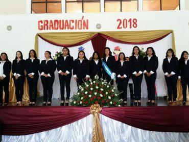 Celebrada la graduación de estudiantes en el CENSE de Guatemala