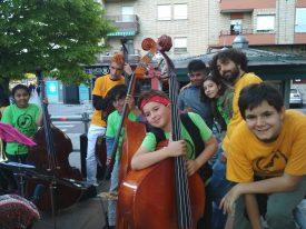Concierto de DaLaNota en Valladolid