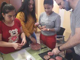Experiencia culinaria en el Colectivo Tetuán-Ventilla