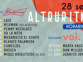 DaLaNota participa en el festival AltruRitmo