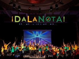 DaLaNota Programa Musicosocial, Primer Premio de Cooperación Público-Social del Ayuntamiento de Madrid