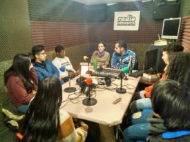 Da comienzo un nuevo Taller de Radio en el Colectivo Tetuán-Ventilla