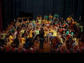 Fundación Tú Creas continuará apoyando al programa musicosocial DaLaNota
