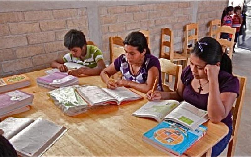 8. Centro Educacion por dentro 5