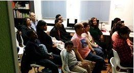 Primera reunión «Entre Familias» en Diversitas