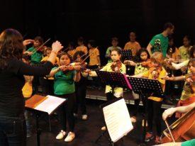 ¡¡¡Da la Nota ofrece dos nuevos conciertos con los 60 niños!!!
