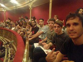 Primera salida con los Jóvenes del Colectivo Tetúan Ventilla