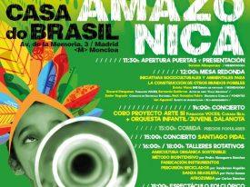 DaLaNota Amazónica se celebra mañana