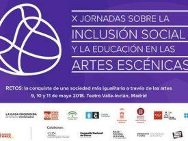 DaLaNota estará presente en las Jornadas sobre la Inclusión Social y la Educación en las Artes Escénicas
