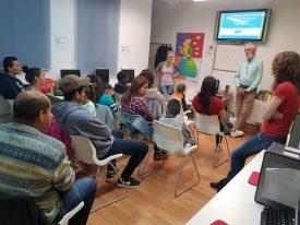 Encuentro interfamilias en Fundación Diversitas