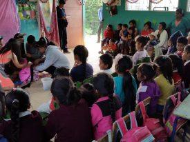 Celebración del Día del Niño en el Centro Educativo Nuestra Señora de la Esperanza