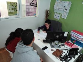 Una nueva familia forma parte del programa Viviendas de inserción