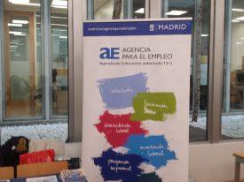 Fundación Diversitas participa en la Feria de Empleo de Chamberí