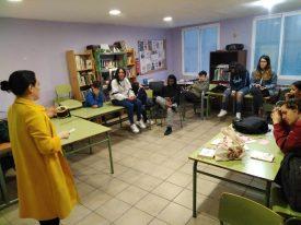 El 8 de marzo en el Colectivo Tetuán-Ventilla