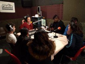 Taller de Radio en el Colectivo Tetuán-Ventilla