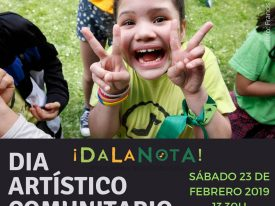 DaLaNota celebra su segundo Día Artístico Comunitario