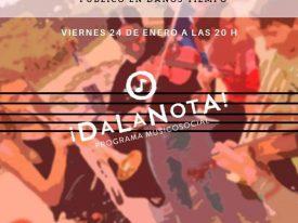 Un encuentro radiofónico con el programa musicosocial DaLaNota