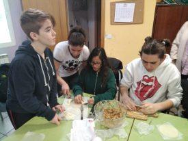 Iniciado el Taller de Cocina del Colectivo Tetuán-Ventilla
